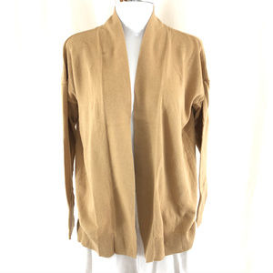 Chicos Womens Cardigan Sweater Open Front M/8